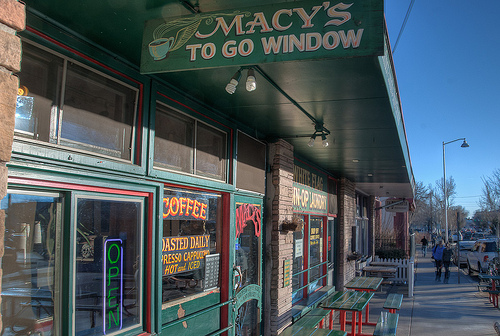 Macy's Coffee - Flagstaff AZ